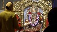 Watch Morning aarti performed at Jhandewalan Temple on fifth day of Navratri