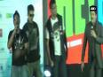 Star cast of hey bro celebrate its music success!