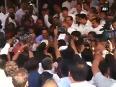 Maharashtra governor heckled by shiv sena congress mlas over voice