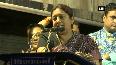 MP polls Congress considers women just as ornament, says Smriti Irani