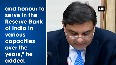 Urjit Patel quits as RBI Governor
