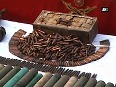 Terror hideout busted in J&K, ammunition cache recovered