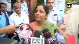 Any comment on wanting peace will be taken seriously Nirmala Sitharaman on Pak Army Chiefs remark
