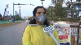COVID-19 warriors: Pregnant police officer patrols on roads in Raipur