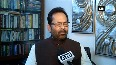 Reports about changes in Haj Act untrue Mukhtar Abbas Naqvi