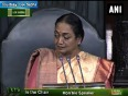 Manmohan singh s last address to parliament