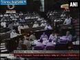 Mumbai photojournalist rape parliament witnesses uproar
