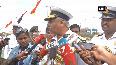 Affiliation ceremony of Assam Rifles, Indian Coast Guard held on ICGS Shaurya