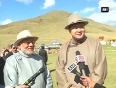 A special gift for a special visitor! pm modi receives horse in mongolia