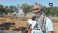 Farmers continue to burn stubble in Punjab s Jalandhar