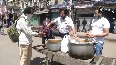 COVID-19 Delhi shopkeepers come forward to distribute food to needy