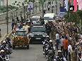 PM Modi, Shinzo Abe's roadshow to Sabaramati Ashram