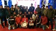 Colorful Christmas Carnival concludes in J-K's Patnitop