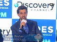 Hrithik Roshan talks about love and fear