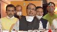Poor Politics MP CM on Kamal Nath s aerial survey to flood-affected areas