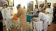 Watch Dharmendra Pradhan pays tribute to Ex-PM Atal Bihari Vajpayee
