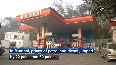 Fuel price experiences slight increase in parts of India