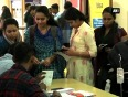 More indian nurses stranded in iraq arrive home