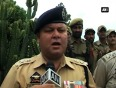 Police recover arms and ammunition in kashmir
