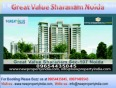 Great Value Sharanam -  09971495543  - New Luxury 5 BR Apartments - Great Value Sector-107 - Great Value Noida Property