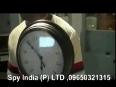 Spy wall clock camera
