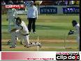 Zaheer Bhajji Rocks Kiwis - 3rd Test Wellington New Zealand vs India 2009