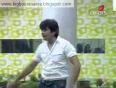 Big boss 2 _ raja chaudhary and sambhavna seth kiss and make up