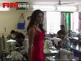 Making Of Katrina Kaifs FHM India Photoshoot