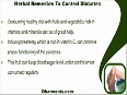 Herbal Remedies To Control Diabetes To Keep The Body Healthy