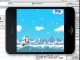 Icy sliding penguin - runner game iphone source code