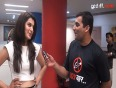 Tapsee Pannu Visit the Rediff office