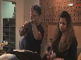 Watch a Bollywood song rehearsal!