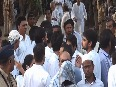 Bollywood fraternity attends Vinod Khanna's funeral