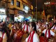 The amazing Shivgarjana dhol tasha troupe