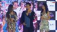 The Jawaani Song Launch Student Of The Year 2   Tiger Shroff  Tara & Ananya