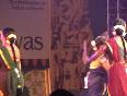South Indian version of the garba and dandiya