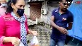 How mother son duo Harsh-Heena are feeding the needy in the lockdown