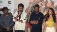 Anil Kapoor, Ajay Devgn and Madhuri Dixit launch the trailer of 'Total Dhamaal Part 1