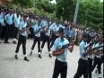 Madurai IAF funeral parade for fallen comrade flt.lieutenant K Praveen