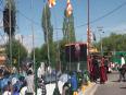 Richard Gere speaks at Dalai Lama 's birthday celebration during the ongoing Kalachakra
