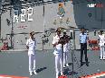 Vice admiral girish luthra on ins viraat's historic moments