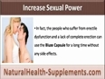 How To Increase Sexual Power And Gain Harder Erections Naturally