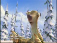 Ice Age 3  Sid does a merry
