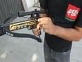 Spider pistol crossbow