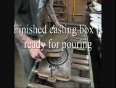 Mayfair Signs Sand Casting