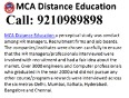 Mca distance education smu results 2015