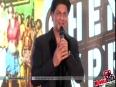 Shahrukh khan at chennai express success party