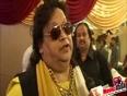 Bappi Lahiri Honoured   Film Maut Ka Jungle Completion Party