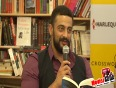 Arunoday Singh and Sudhir Mishra at Dancing with Demons Book Launch