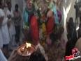 Aiysha Saagar Seeks Blessings Of Andheri Cha Raja !